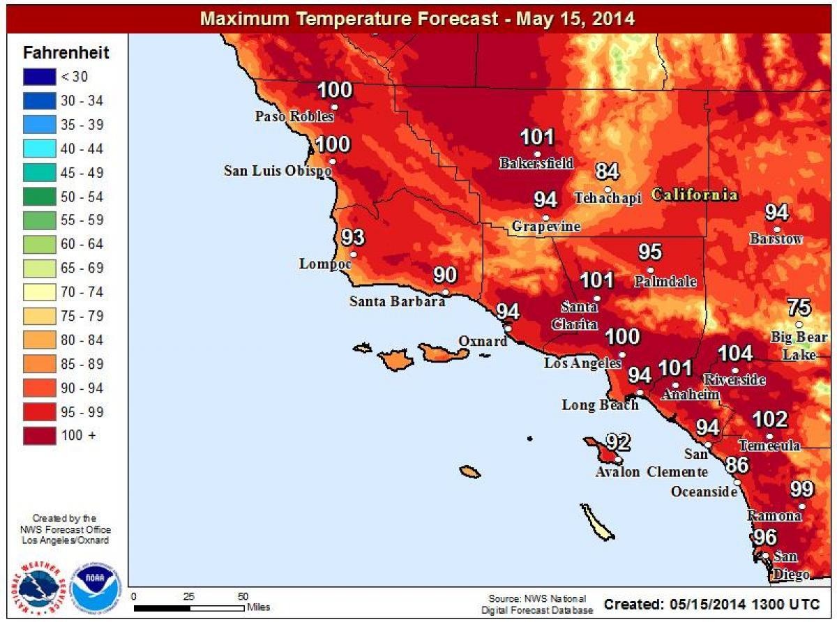 Maps Los Angeles